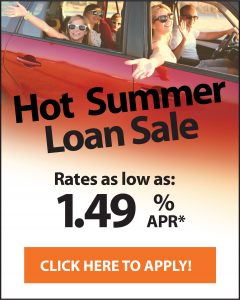 Hot Summer Loan Sale